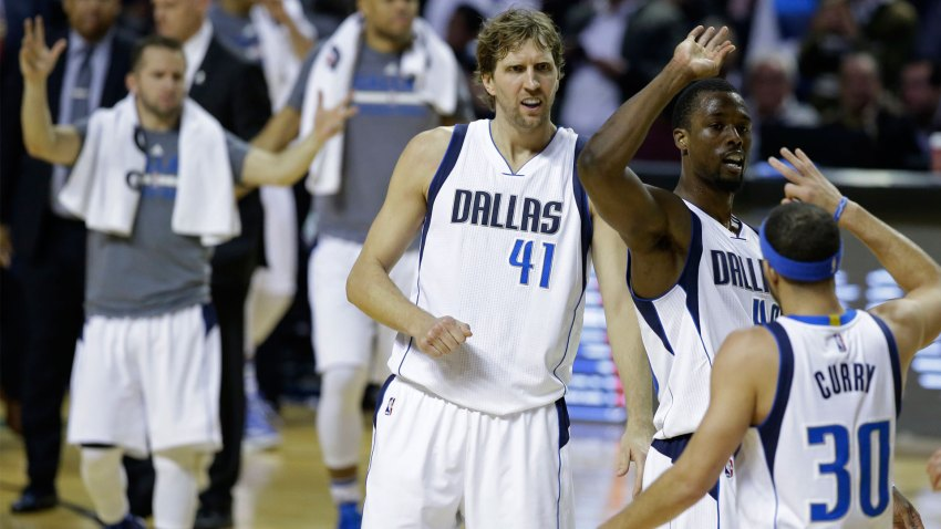 [CSNBY] NBA Gameday: Several key Mavs out or questionable against Kings