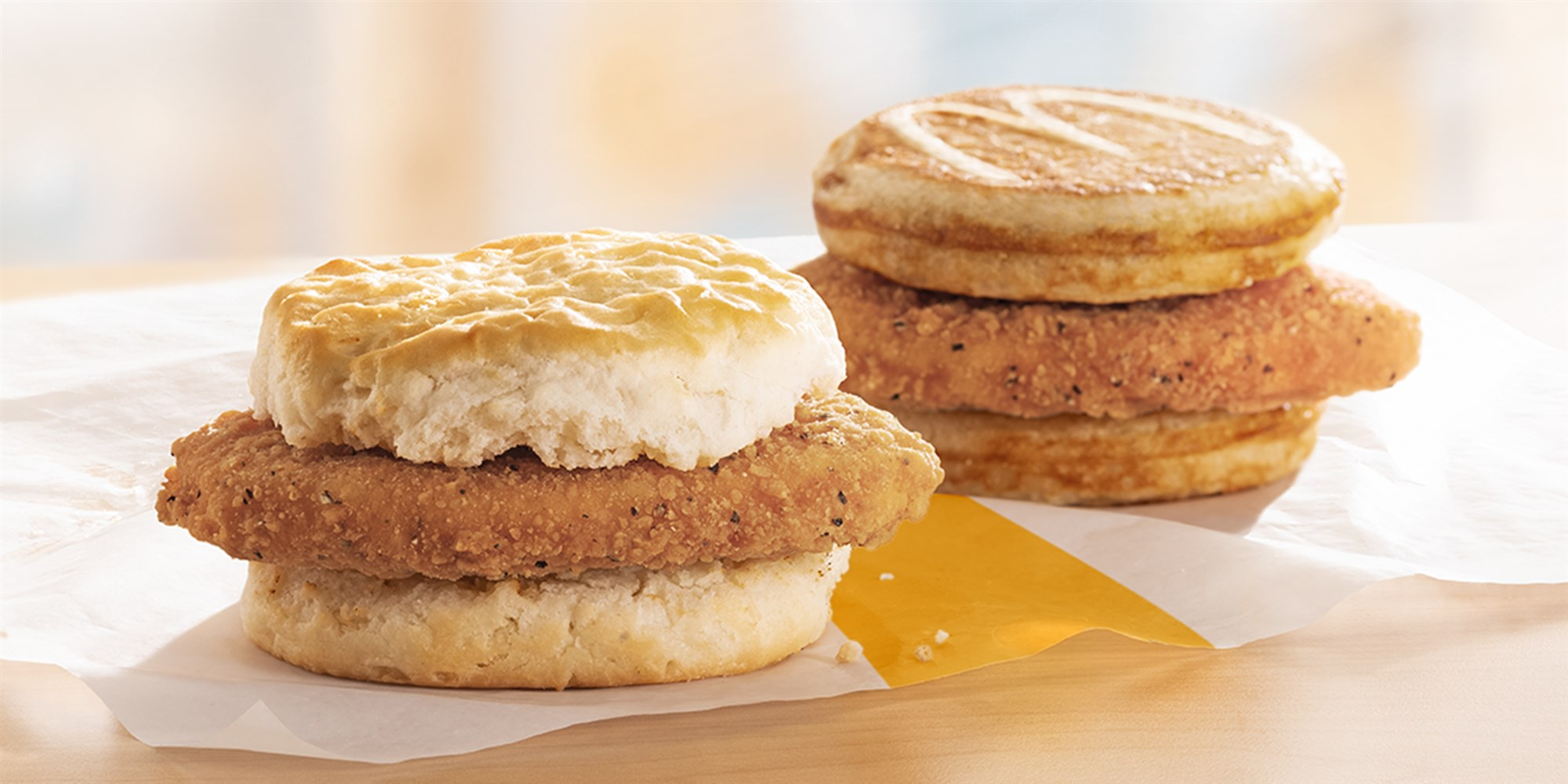 Watch Out, Chick-fil-A! McDonald's Debuts 2 New Chicken Sandwiches