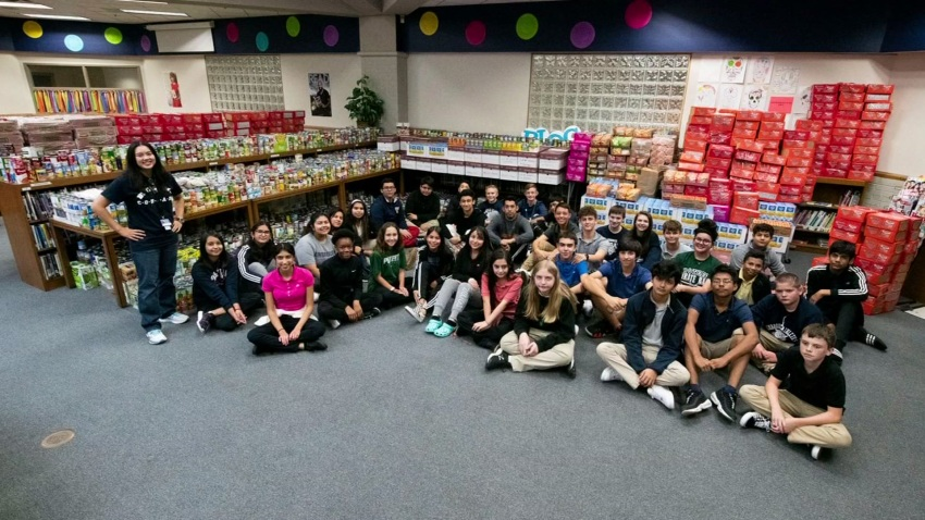 mesquite isd kimbrough middle donations