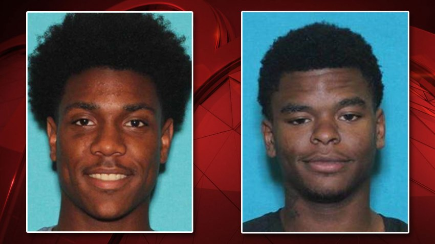 Jaylynn Turner, left, and Bernard Cooper Jr., right, are wanted by Mesquite police.