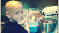 Boy's 'Never Give Up' Attitude Inspires Coffee & Baking Shop
