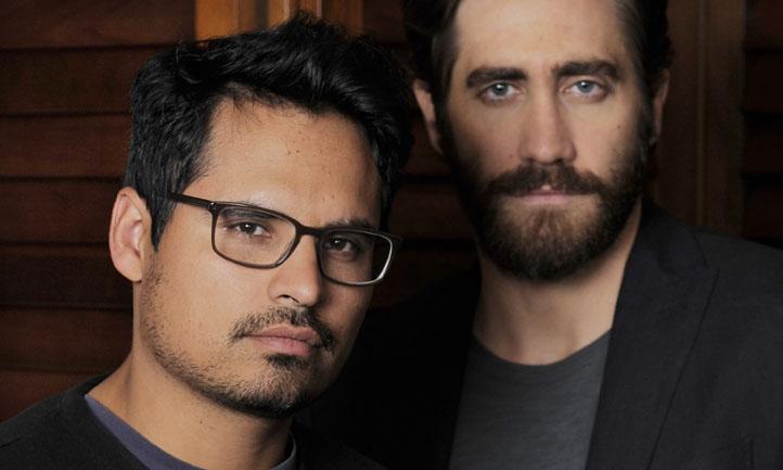 2012 TIFF Portrait of End of Watch Cast