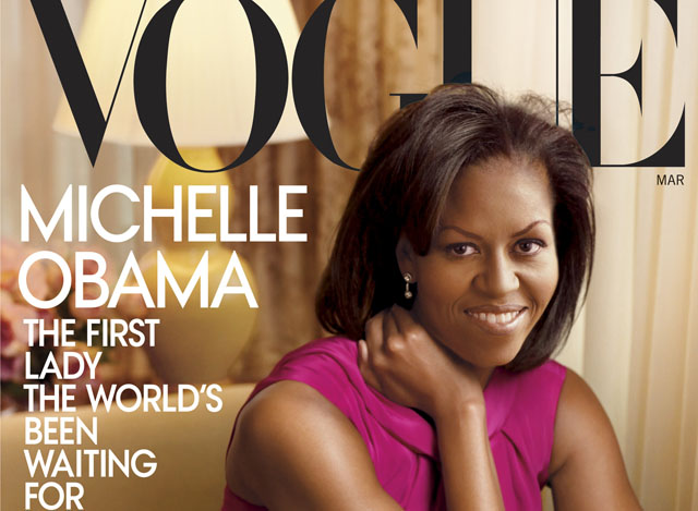 Fashion Michelle Obama Vogue