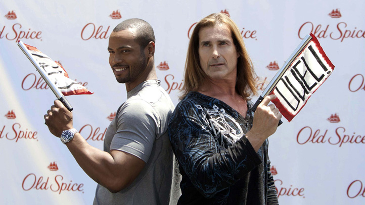 Old Spice Men