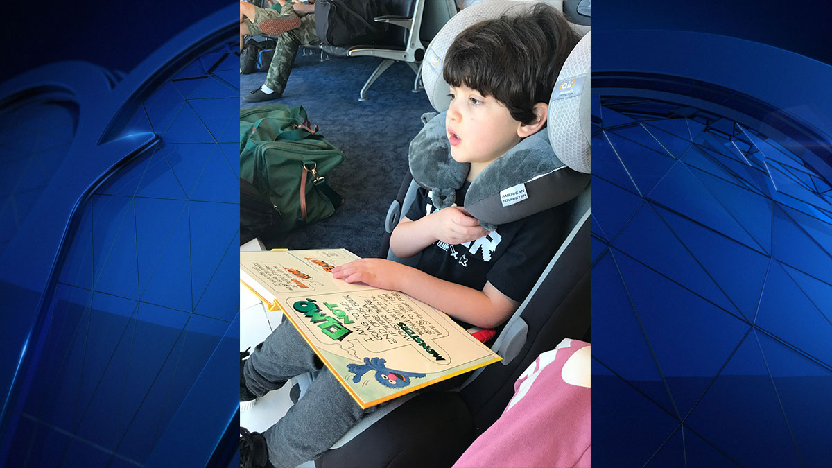 Rockwall Parents Upset After Being Kicked Off AA Flight Due to Autistic Son's 'Meltdown'