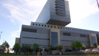 Parkland Memorial Hospital, Dallas