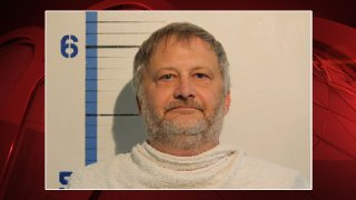 Patrick Trowbridge, 52, was held Thursday in the Rockwall County Jail on three counts of possession of child pornography, a third-degree felony, police said in a news release.
