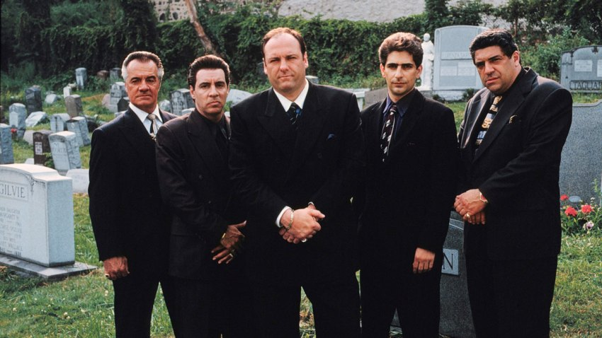 TV-The Sopranos Anniversary
