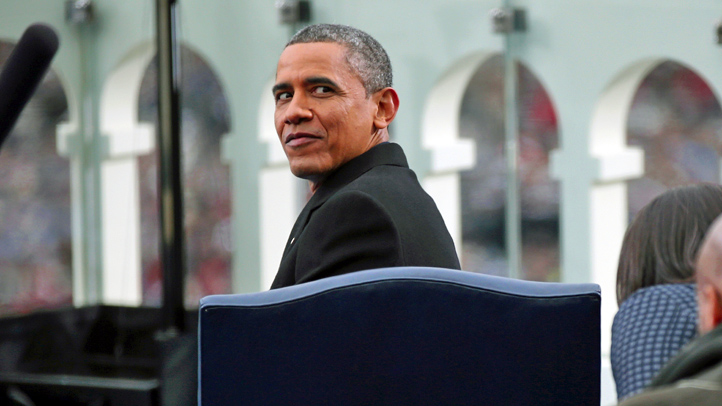 Inaugural Obama