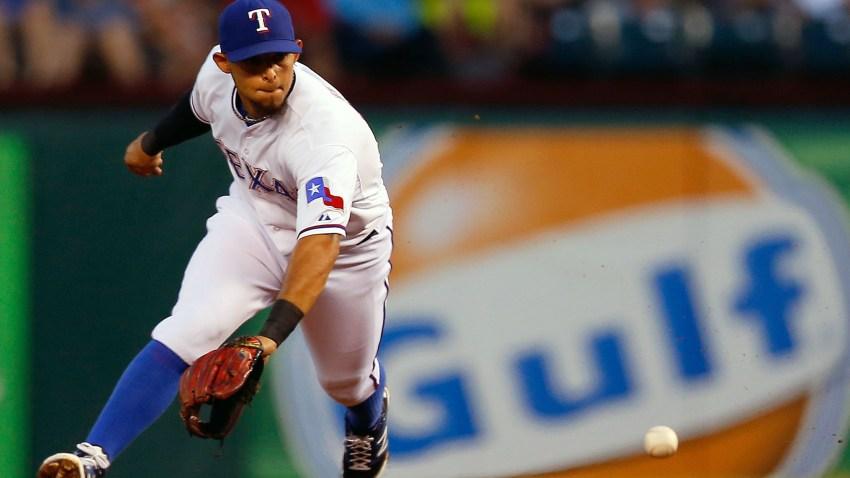 Rougned Odor Texas Rangers