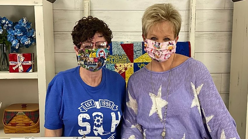 East Texas Quilt Shop Offers Tutorial To Make Face Masks Nbc 5