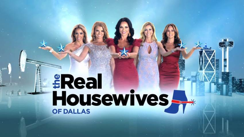 Real Housewives of Dallas logo