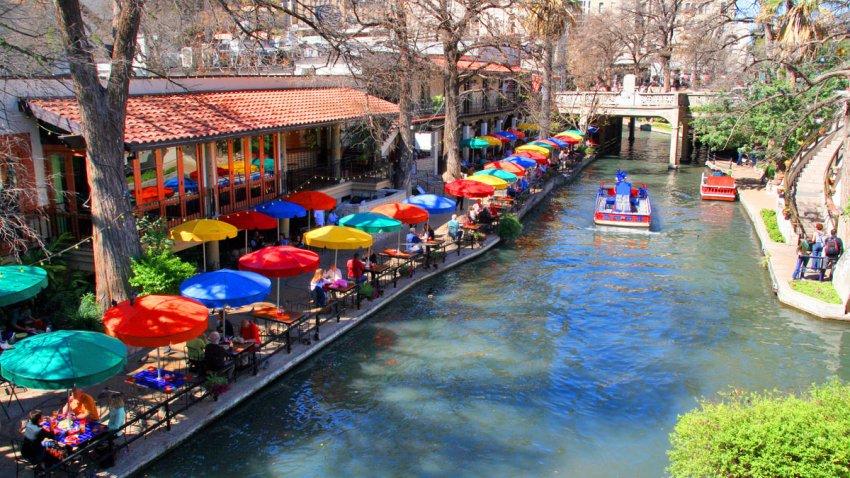 Paseo del Río en San Antonio