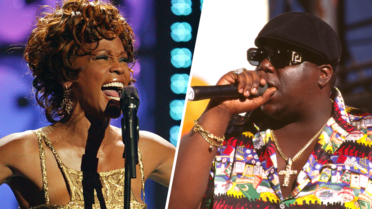 Whitney Houston, Notorious B.I.G. Lead Field Into Rock Hall of Fame