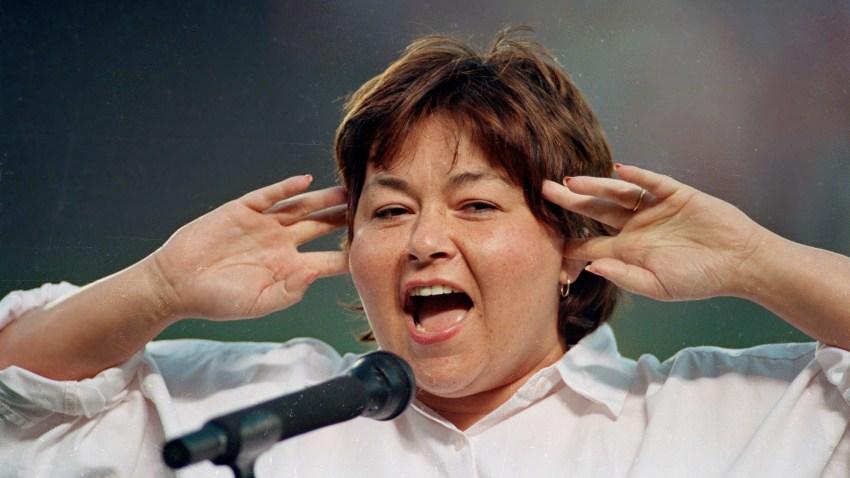 Roseanne Barr Anthem Apologies