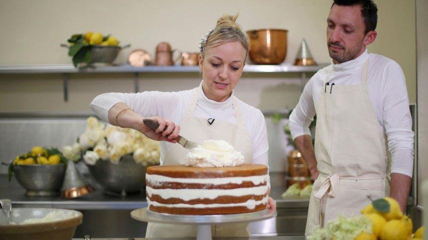 Britain Royal Wedding Cake