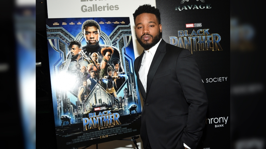 Film-Black Panther Sequel-Ryan Coogler