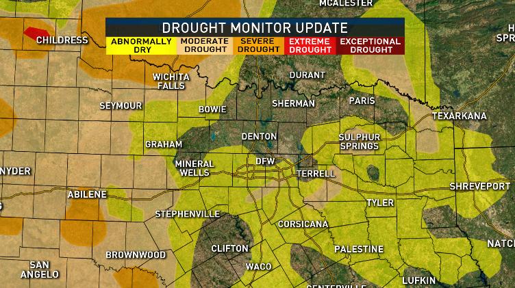sam2 drought monitor