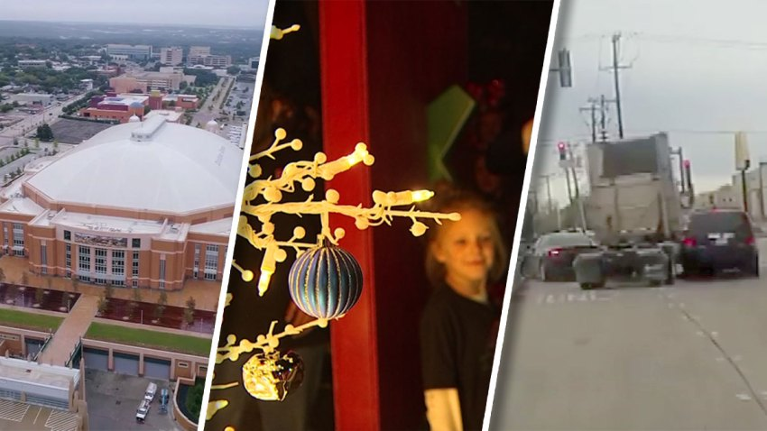 Tickets selling fast for the Fort Worth Stock Show & Rodeo, a community's efforts to bring Christmas cheer to a child cancer patient and a wild chase with a stolen big rig were among the top stories of this week.