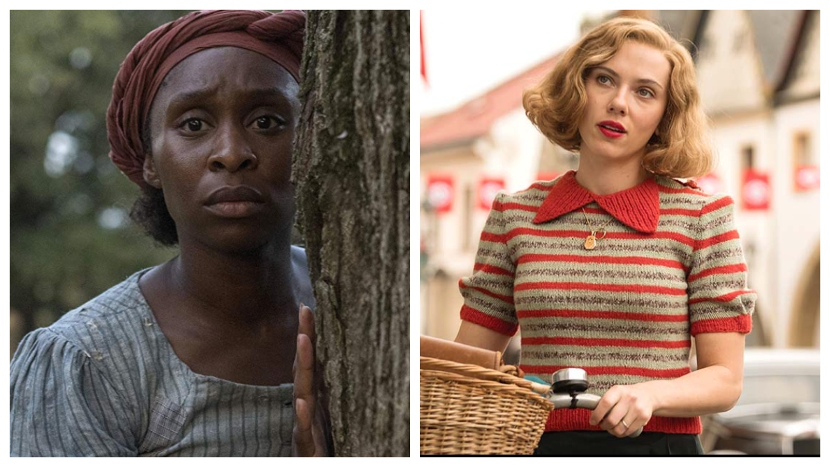 ScarJo and Erivo Go for 2, and Other Oscar Facts and Figures
