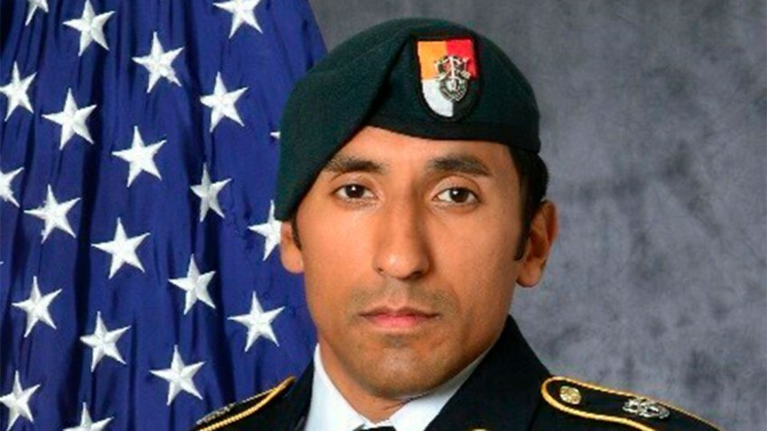 Green Beret Death