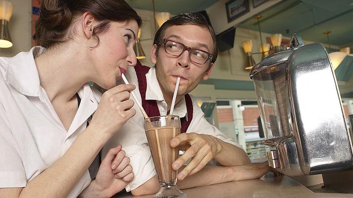 soda-fountain-milkshake-sharing