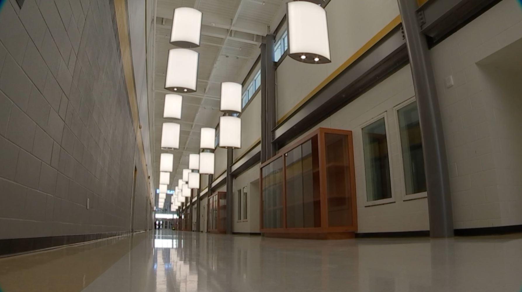 Gallery Peek Inside New South Oak Cliff High School Nbc 5 Dallas Fort Worth
