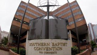 Southern Baptist Name Change