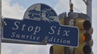 stop six neighborhood fort worth