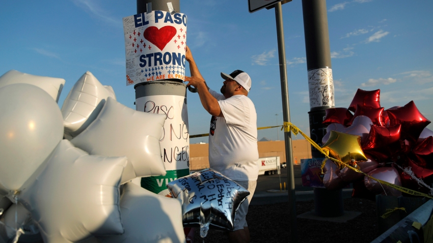 Mass Shootings Everything Strong