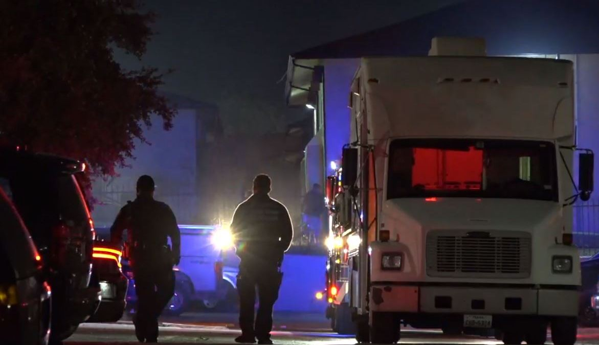 Man Arrested After Setting Apartment on Fire: Fort Worth Police