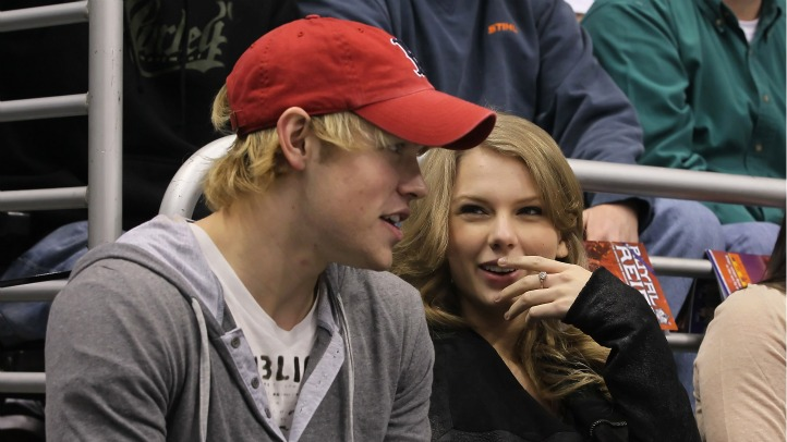 taylor swift chord overstreet