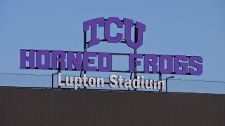 tcu baseball lupton stadium