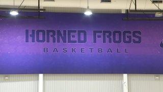 tcu basketball banner