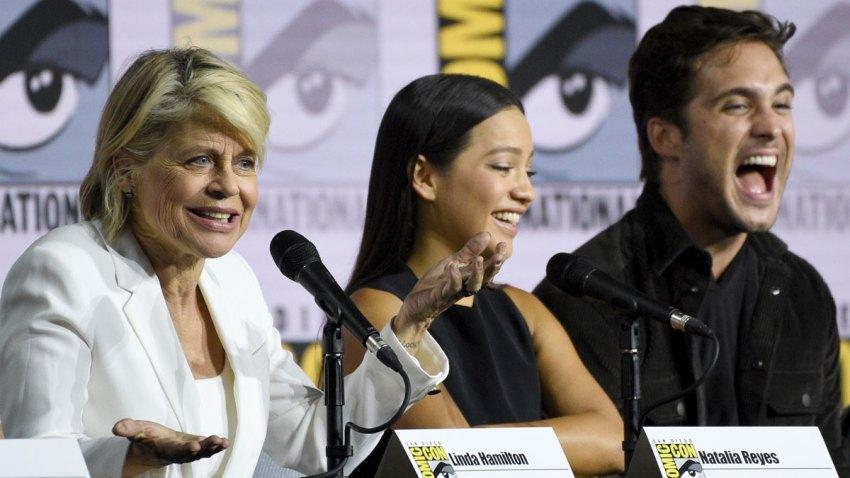 """2019 Comic-Con - """"Terminator: Dark Fate"""" Panel"""