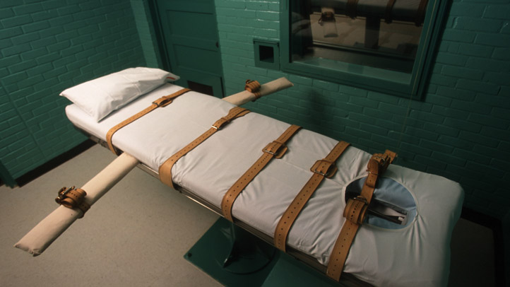 texas death chamber lethal injection