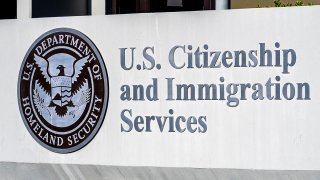 Oficina de Servicio de Ciudadanía e Inmigración (USCIS, por sus siglas en inglés) en Sillicon Valley.