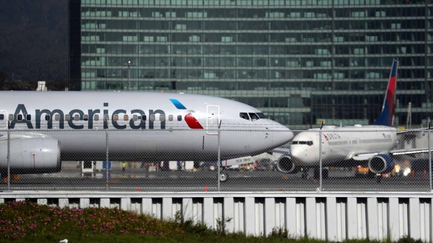 Delta y American Airlines
