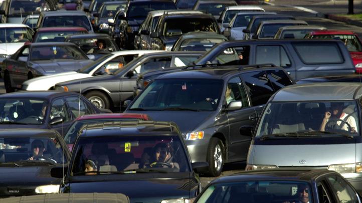 traffic jam [genericsla]
