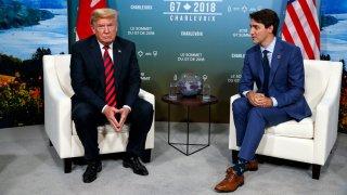 Trump G-7