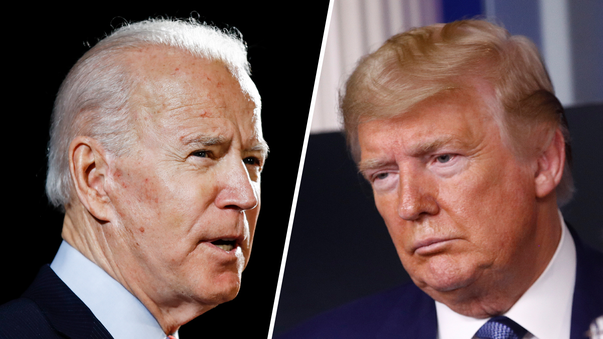 Fact Check: Trump Falsely Asserts Biden Was Fed Questions