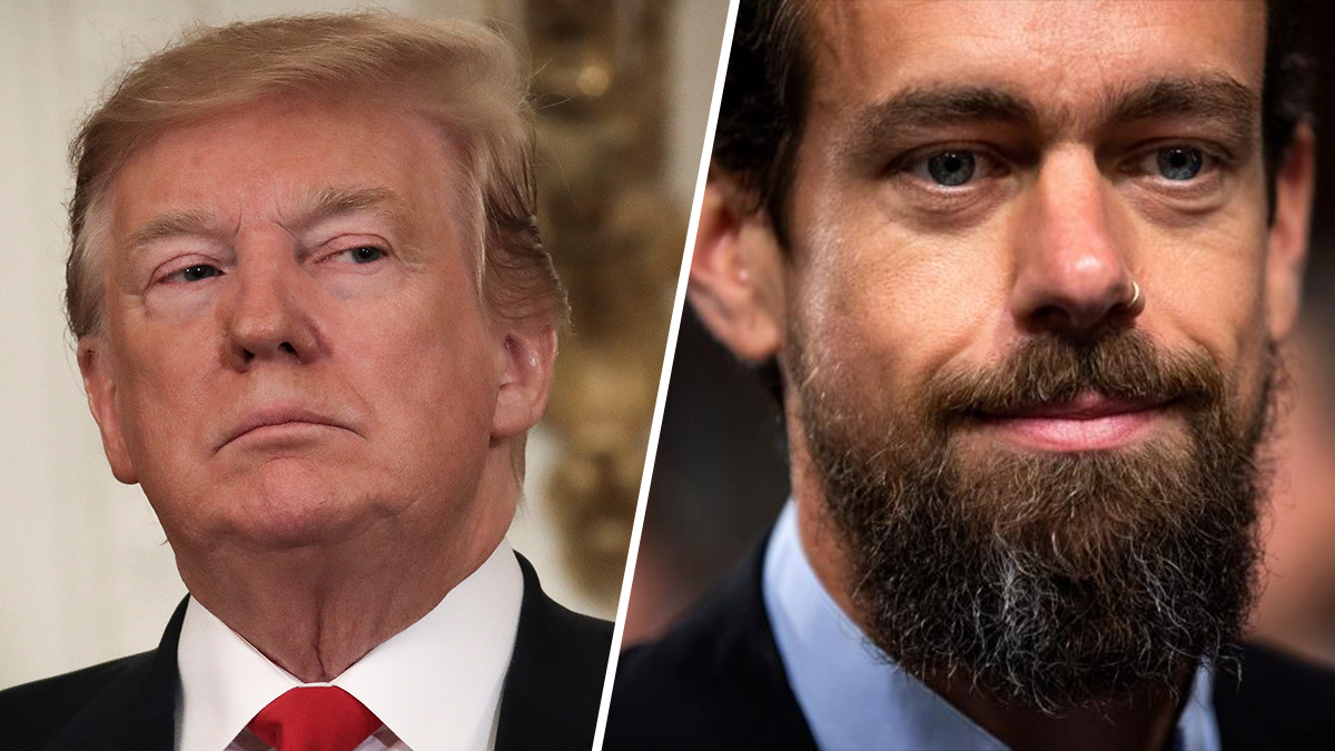 Twitter and Trump: a Feud Years in the Making Finally Erupts