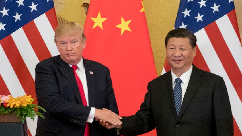 China US Troubled Ties