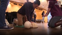 Two Step CPR Awareness Saving Lives in Simple Way