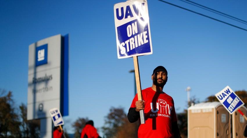 GM Strike Living on Less