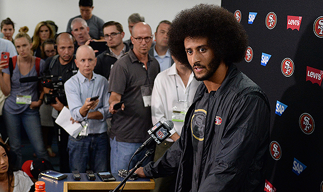 [CSNPhily] Police union: Officers may boycott 49ers over Colin Kaepernick
