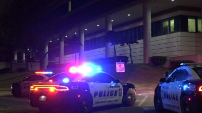 Image result for Man With Knife Shot and Killed at Veterans Affairs Hospital in Dallas: Police