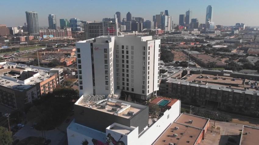 Dallas' New Virgin Hotel Debuts Sunday