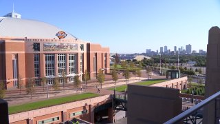 Dickies Arena in Fort Worth