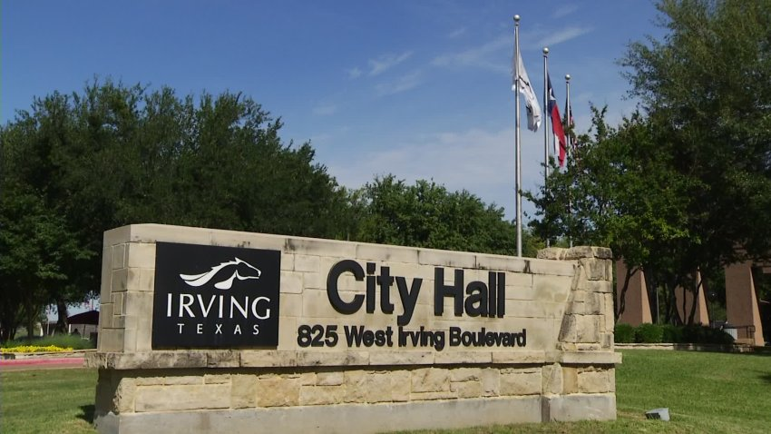 Irving City Hall